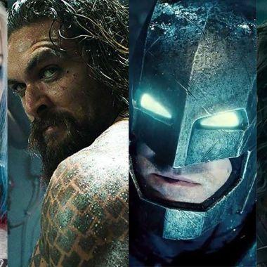 personajes de dc comics justice league