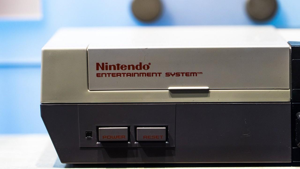 Lance Barr Diseñador NES SNES Nintendo
