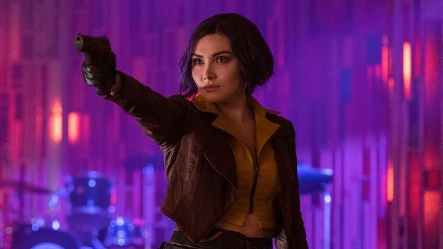 Daniella Pineda Series de Netflix Cowboy Bebop Faye Valentine