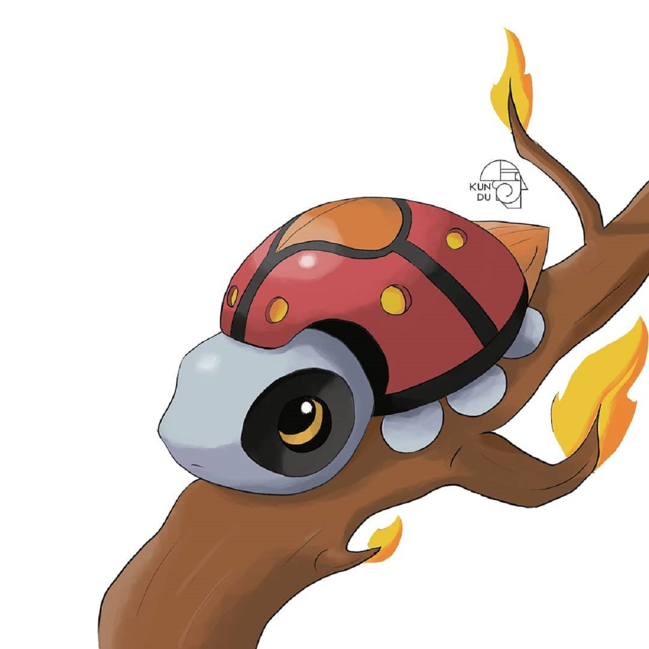 Pokémon Mexicano Flareetle