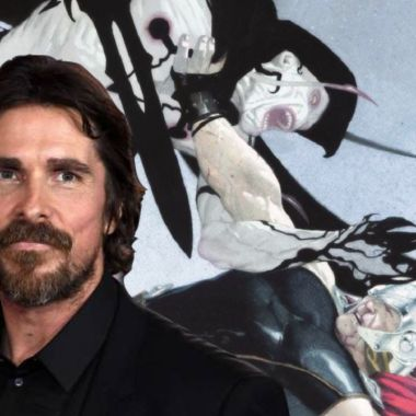 Thor Love and Thunder Christian Bale Gorr the God Butcher Thor 4