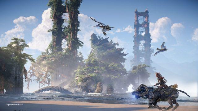 Horizon Forbidden West llegará febrero 2022