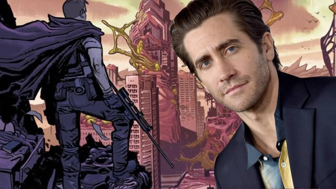Oblivion Song Película Jake Gyllenhaal Robert Kirkman Invincible