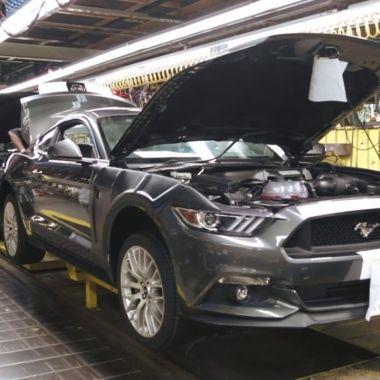 Ford mustang mach e escases retrasado