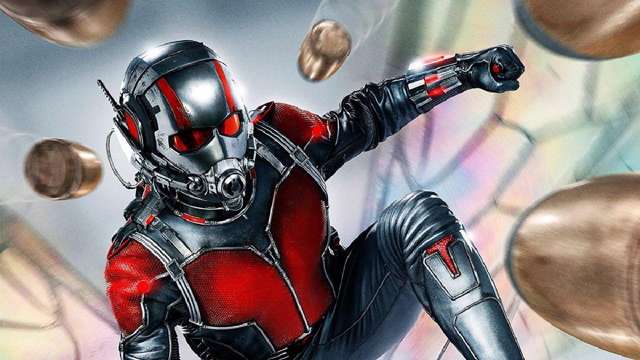 superhéroes de marvel ant man