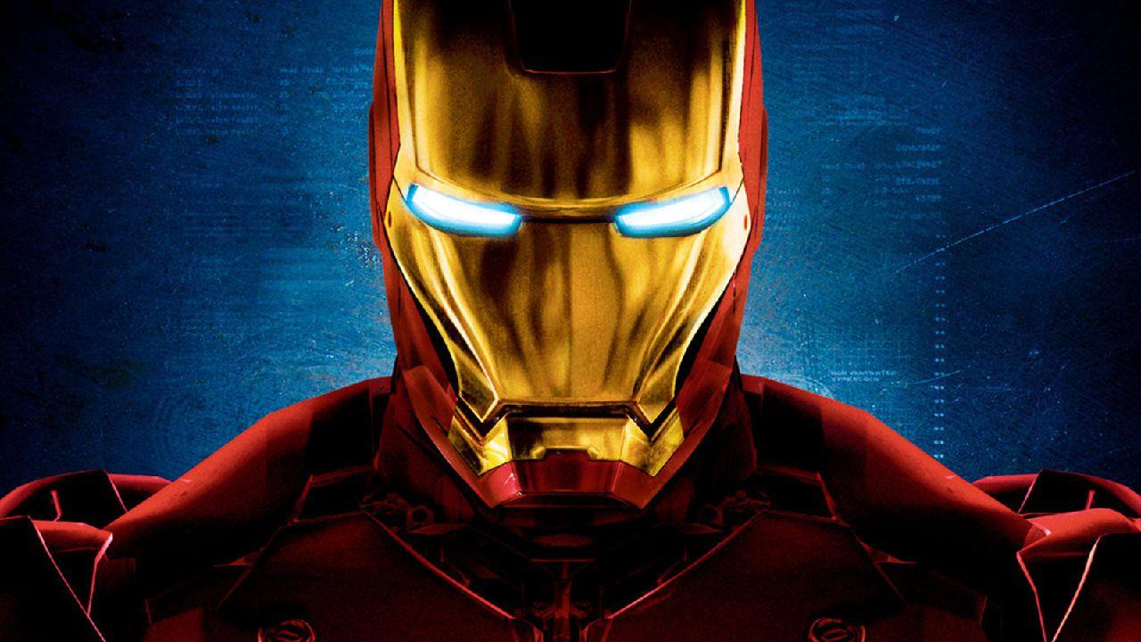 superhéroes de marvel iron man