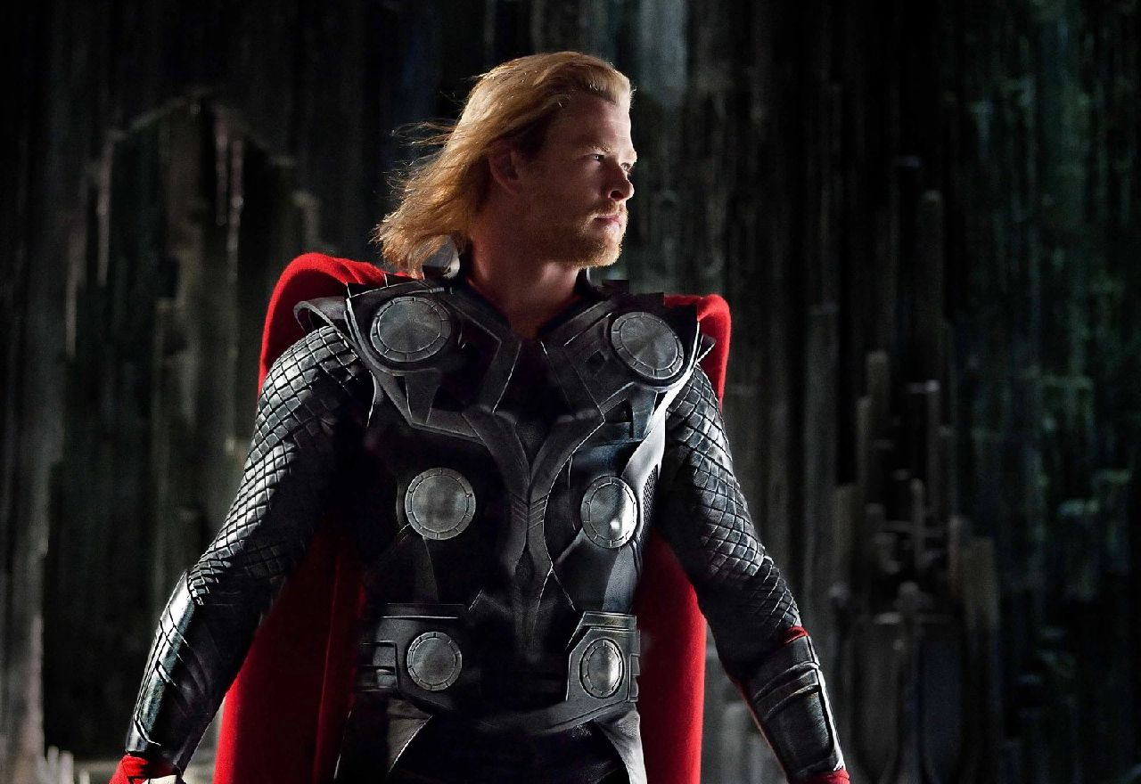 superhéroes de marvel thor
