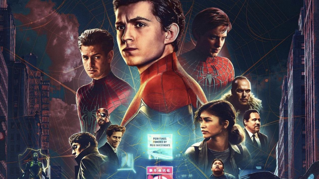 superhéroes de marvel no way home