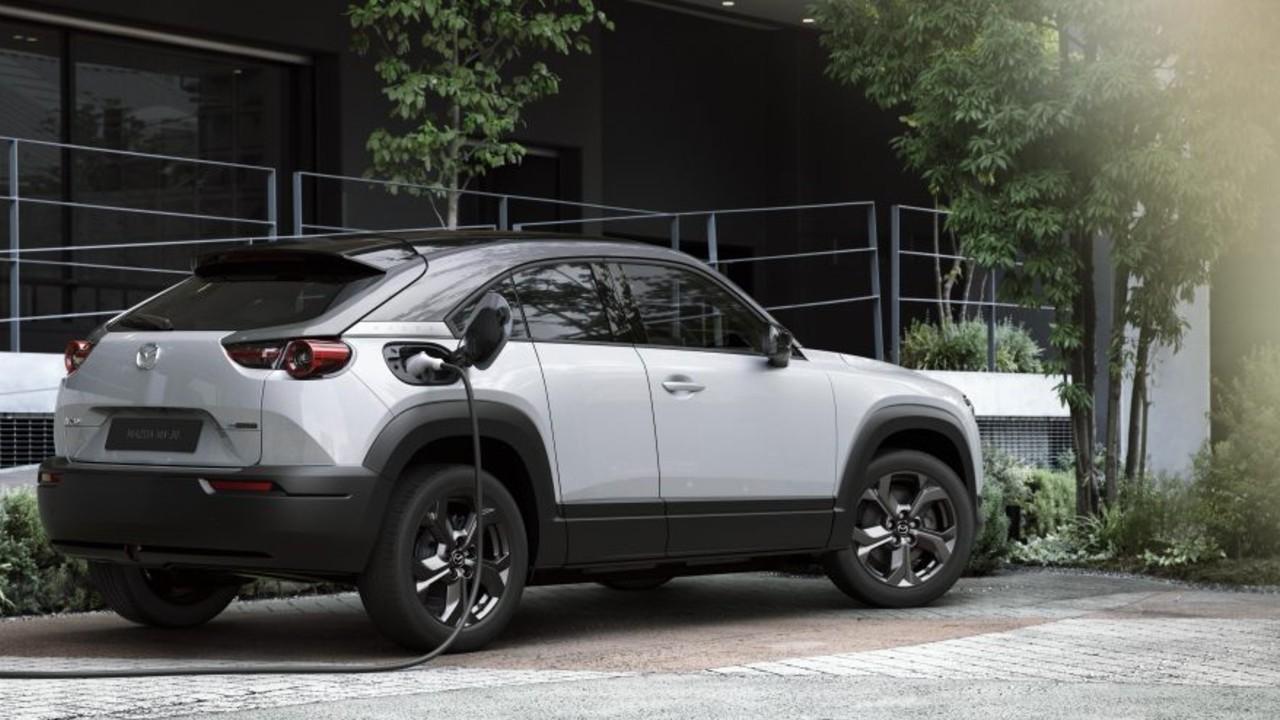 Mazda mx 30 electrico america mexico