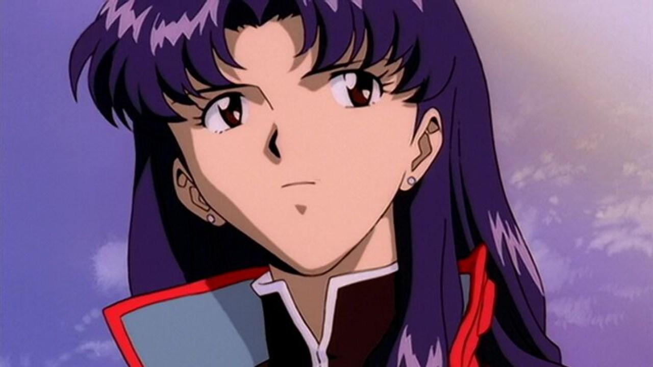 Misato popular anime personaje japón encuesta