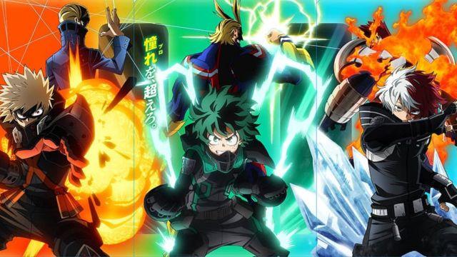 My Hero Academia película cines México Funimation
