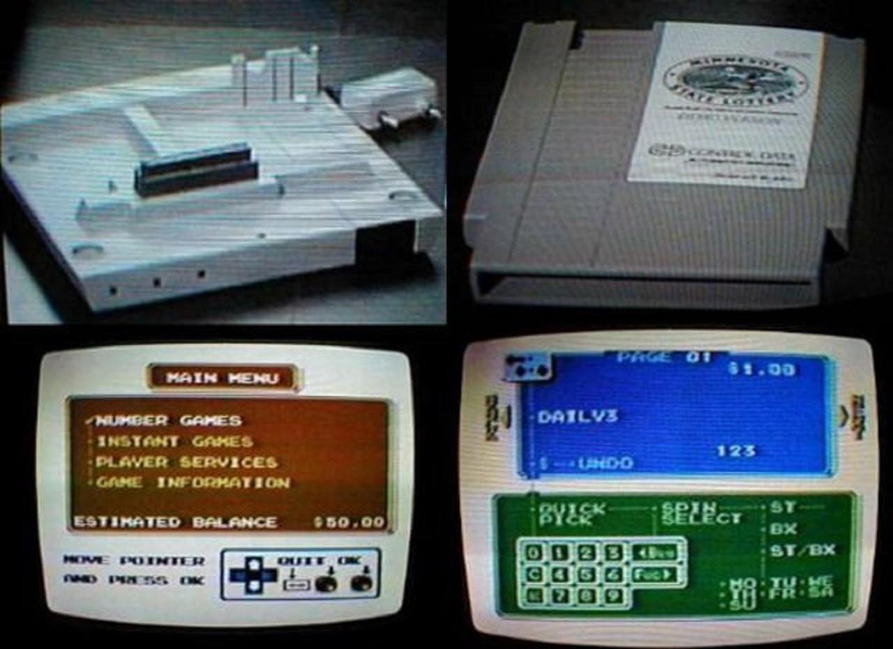 NES Prototipo Original Diseño Lance Barr