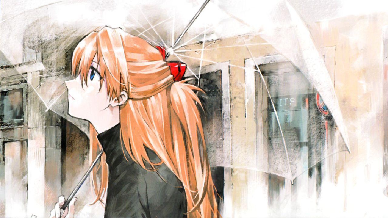 personajes de evangelion asuka