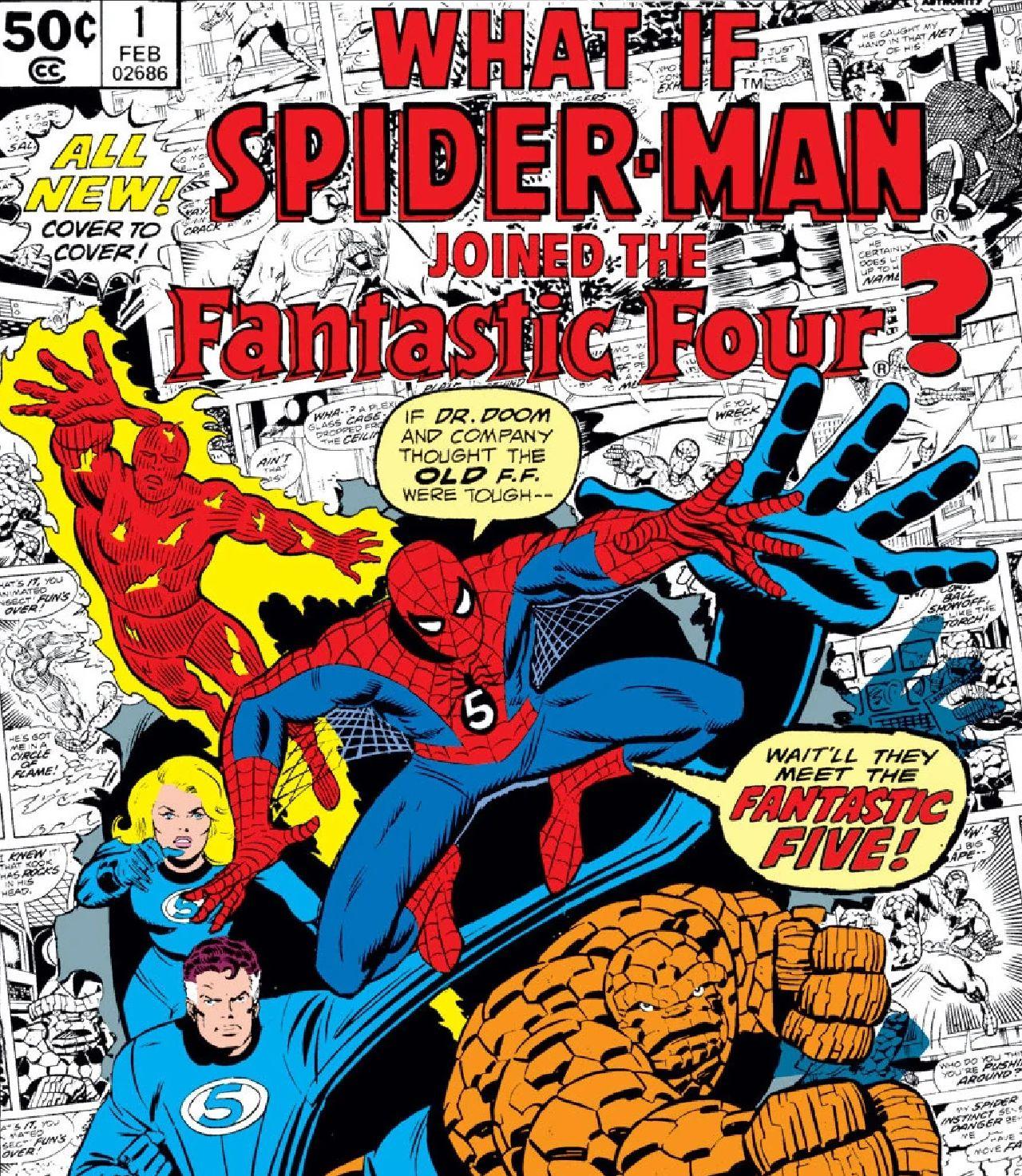 superhéroes de marvel fantastic four