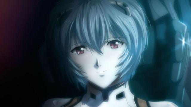 Rebuild of Evangelion Rei Ayanami Rei Evangelion Cosplay Evangelion