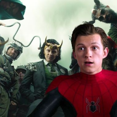 Serie de Loki Conexión Spider-Man No Way Home