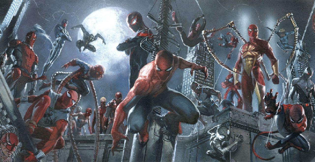 spider man 3 spiderverse
