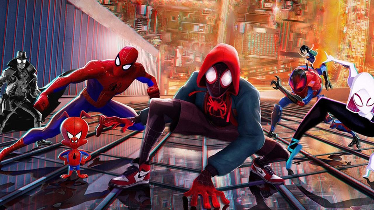 Spiderman no way home pista spiderverse