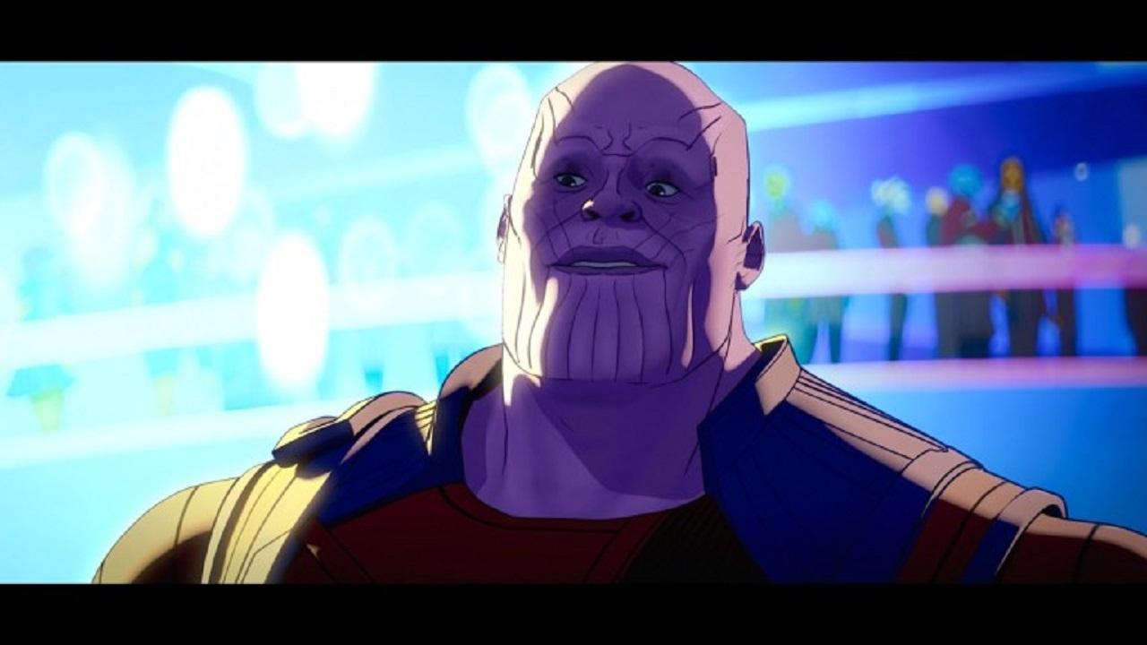 Easter Eggs What If Marvel Episodio 2 Thanos