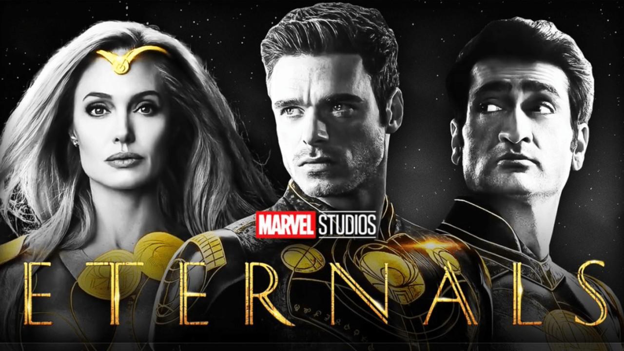 The Eternals estreno retraso shang chi