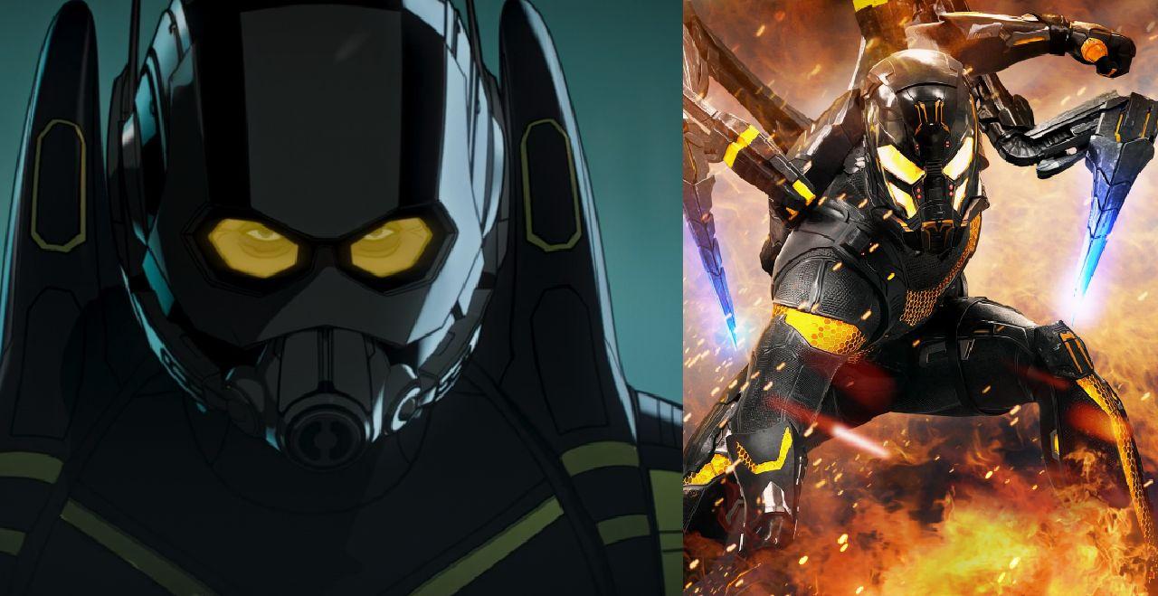 personajes de marvel antman