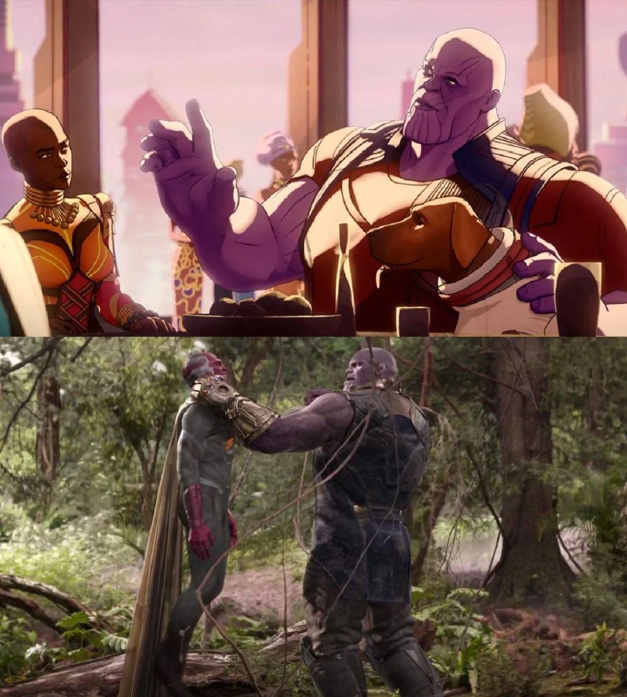 superhéroes de marvel okoye