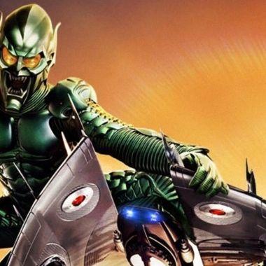 spider man 3 williem dafoe duende verde