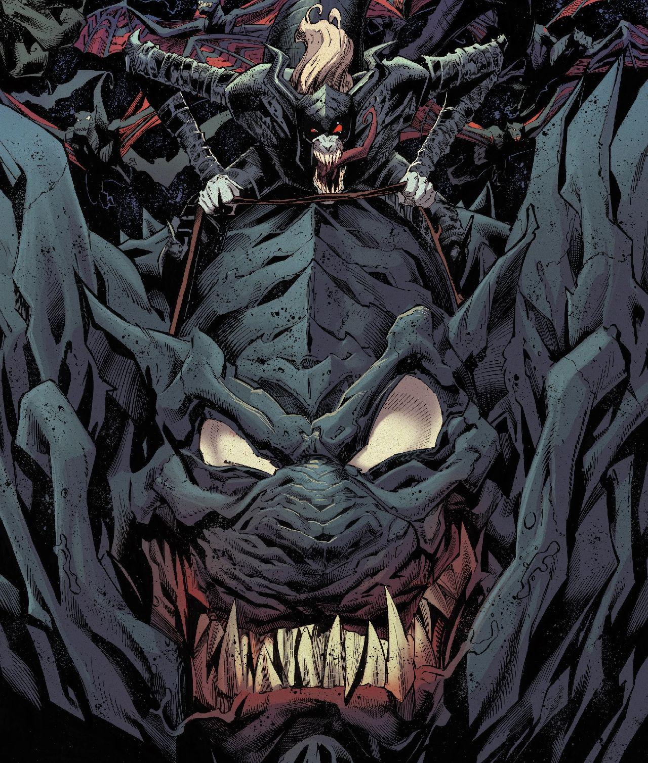 imagenes de venom knull grendel dragon