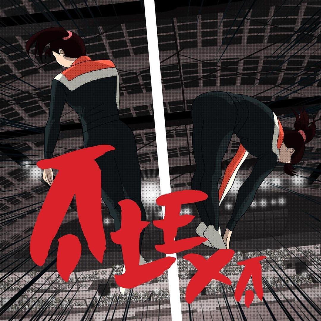 Alexa Moreno gimnasta tokyo 2020 manga