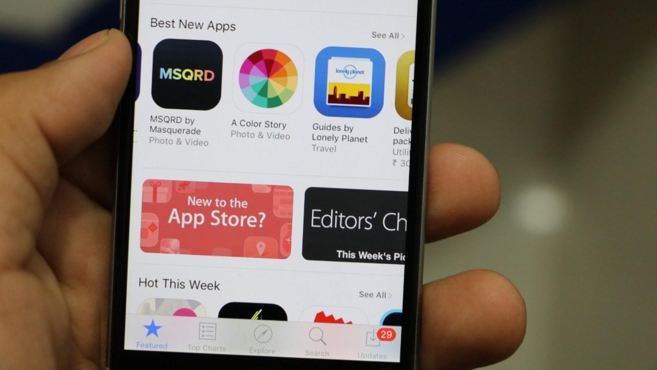 desarrolladores aplicaciones apple app store términos