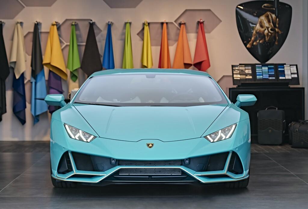 Lamborghini evo huracan sogno mexico