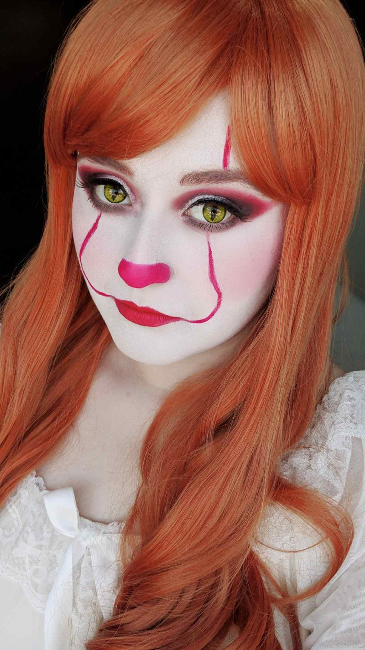 pennywise personaje popular cosplay tv