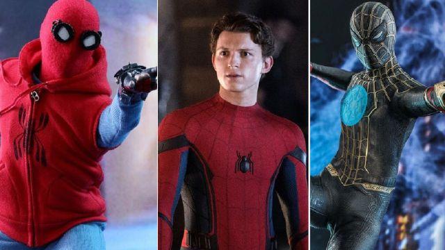 personajes de marvel spidey