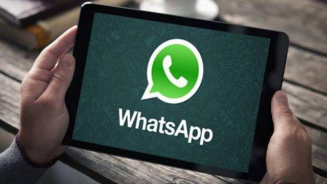 tablets iPad Android WhatsApp mensajería cuentas