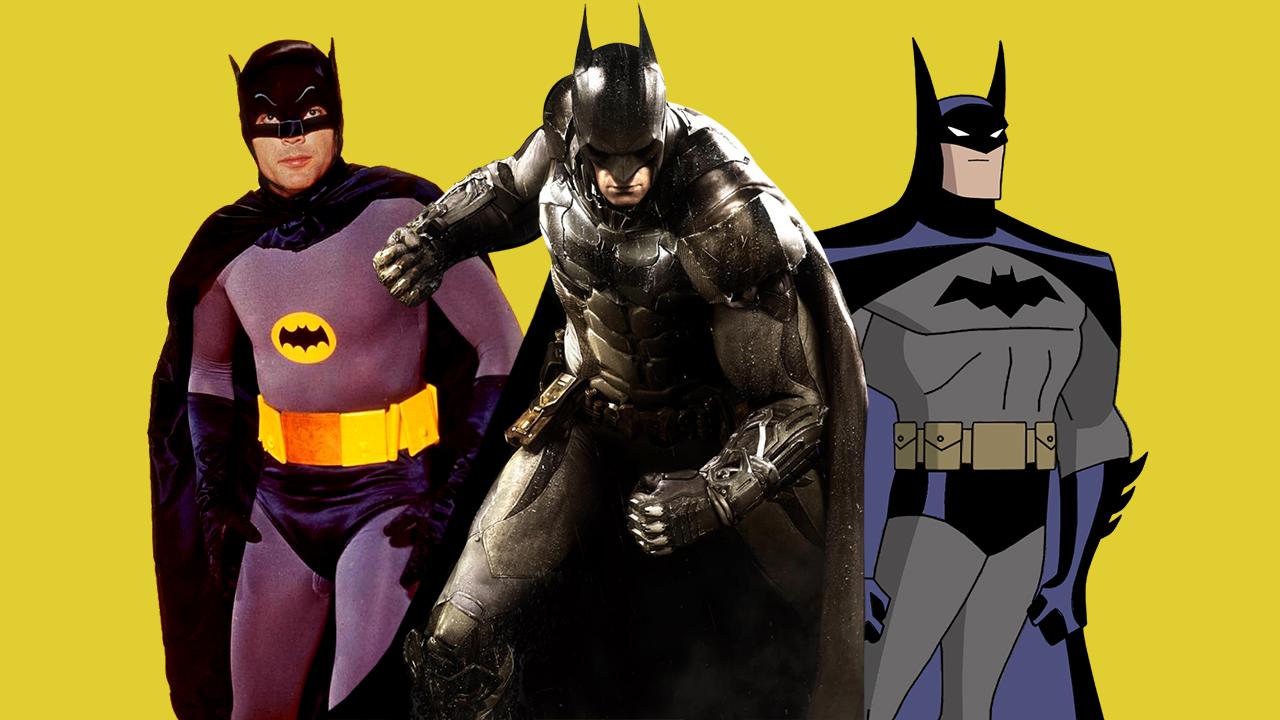 personajes de dc comics batman day