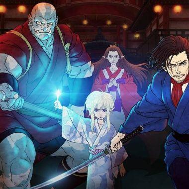 Bright Anime Películas de Netflix Planes de Netflix Bright: Samurai Soul