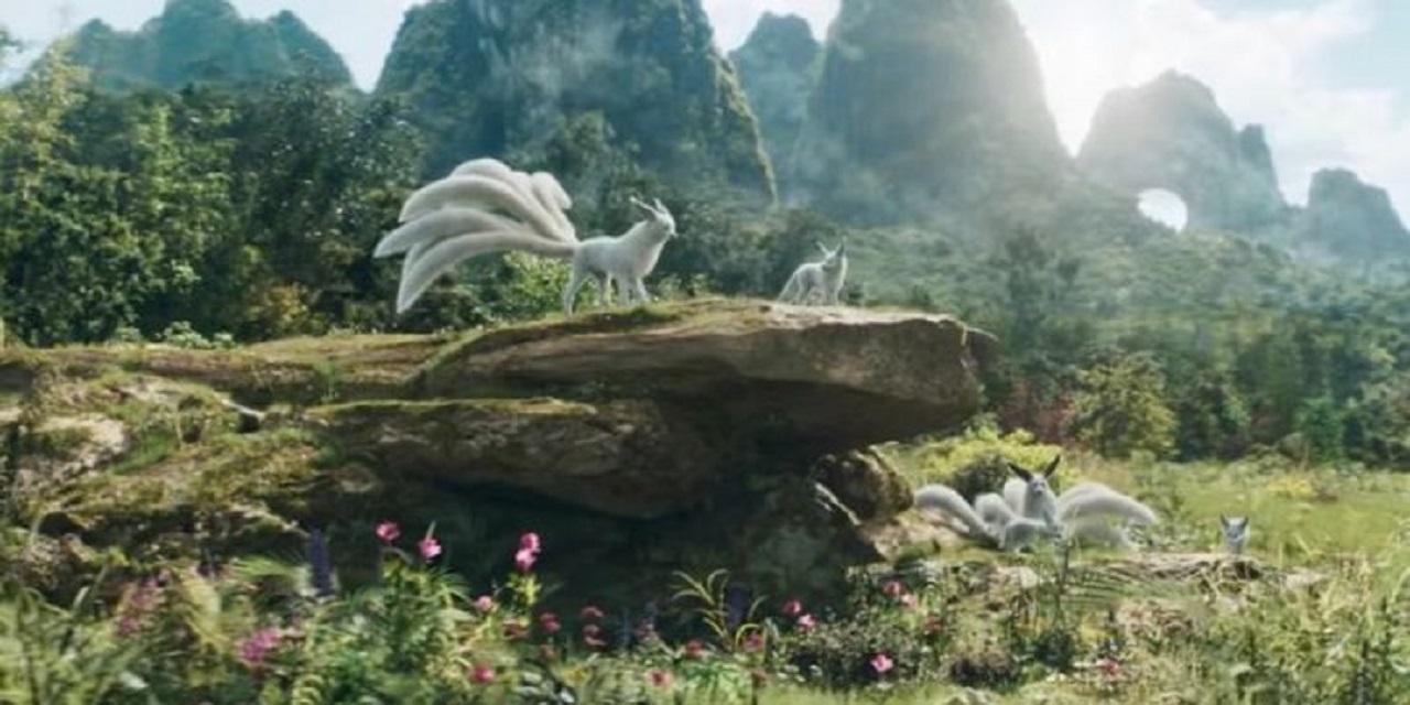 Easter Eggs Shang Chi Criaturas Místicas Mitología China