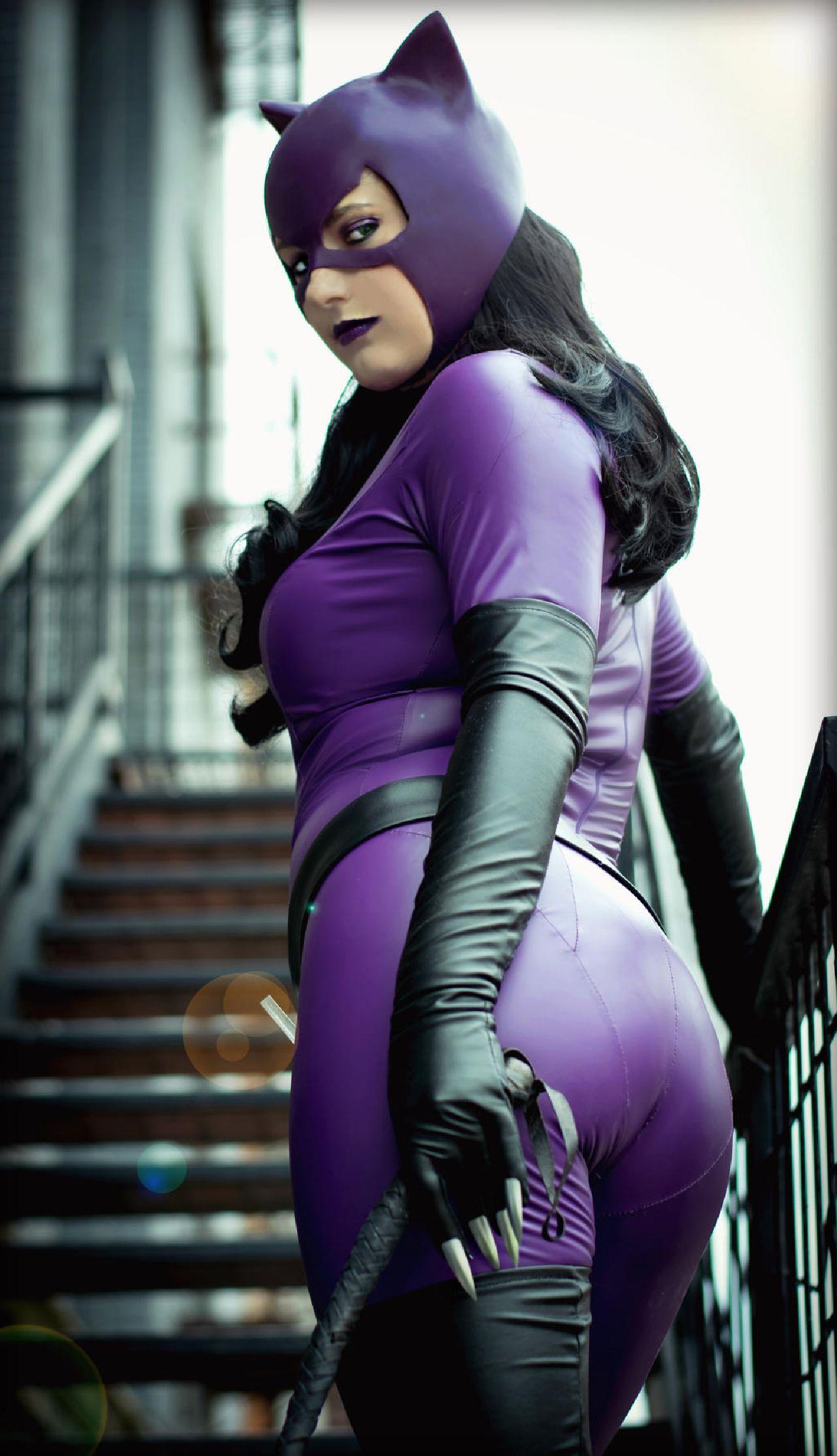 personajes de dc comics cosplay