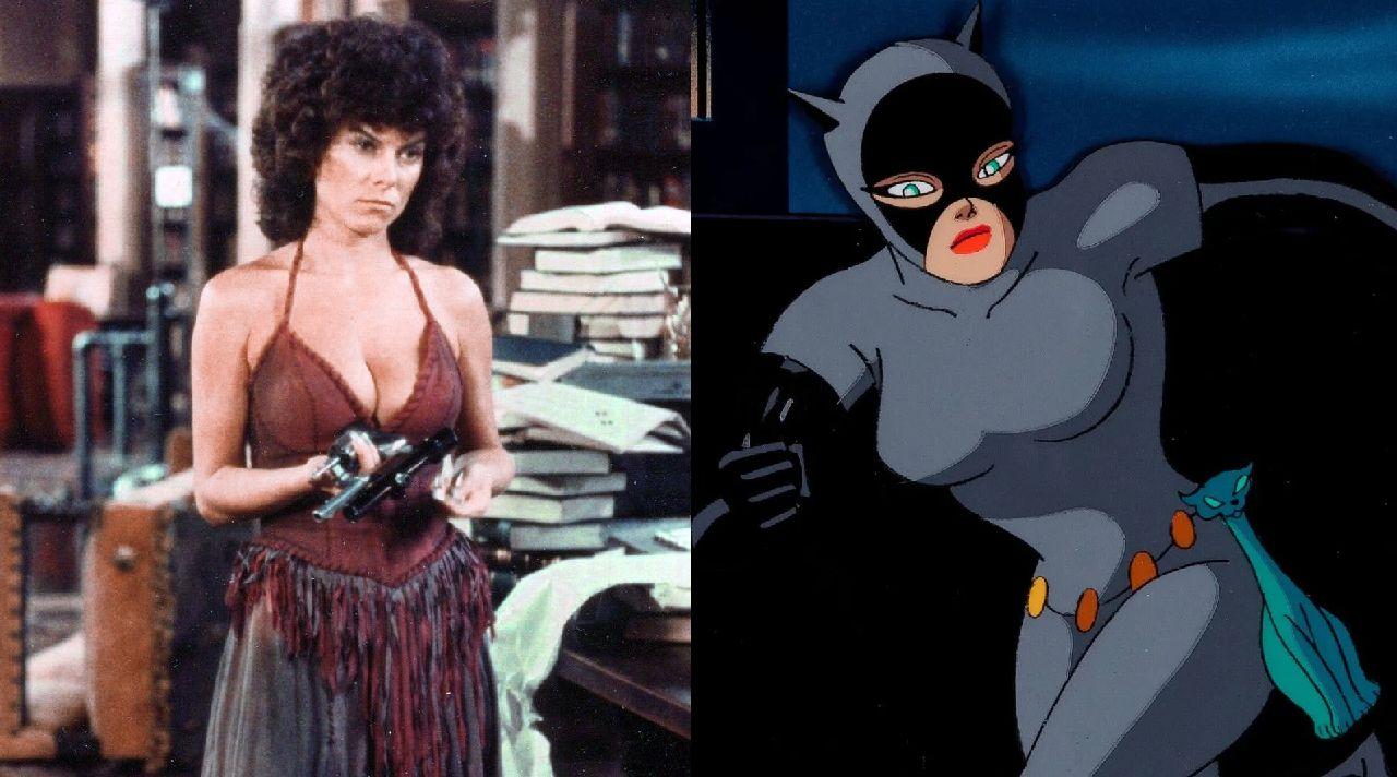 personajes de dc comics batman the animated series