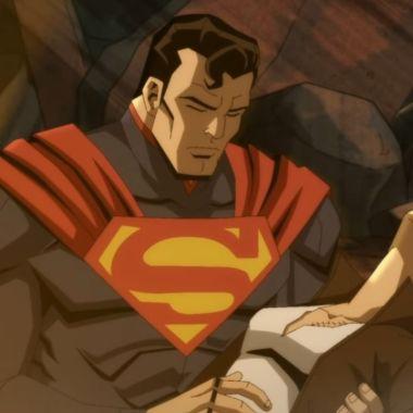 personajes de DC Comics injustice pelicula animada
