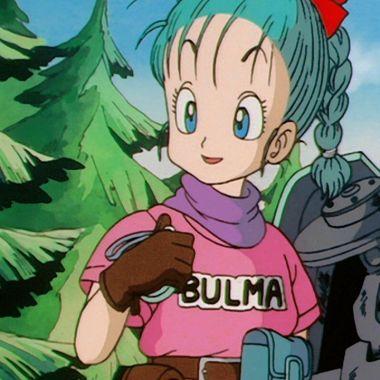 personajes de dragon ball bulma