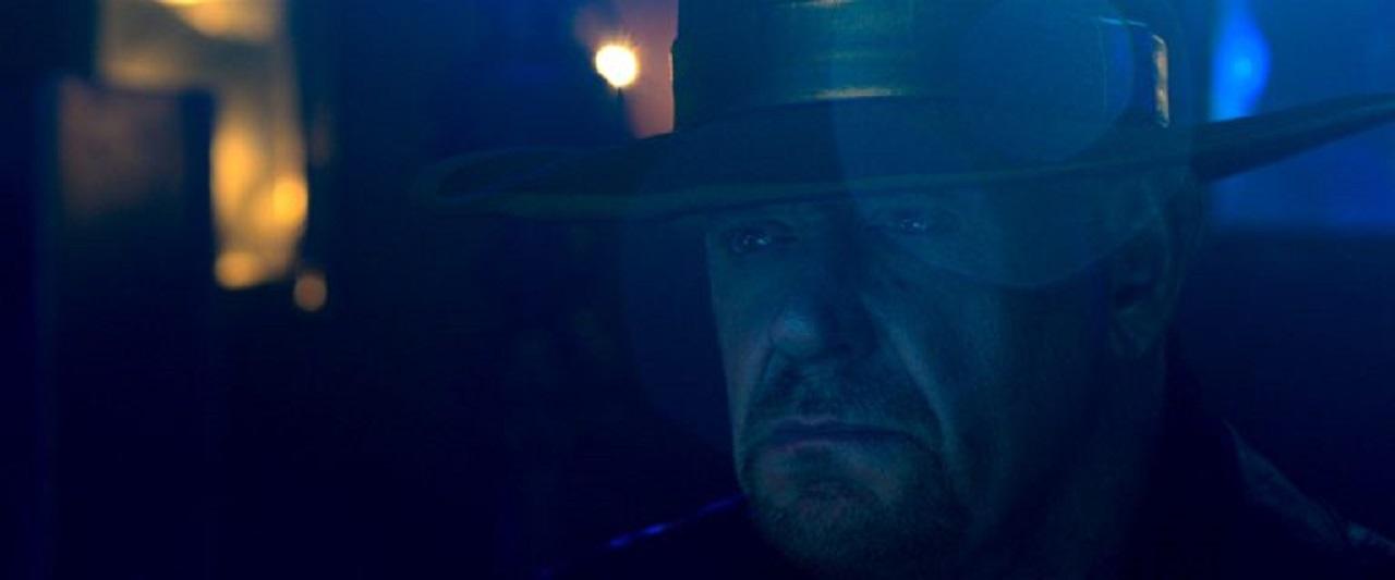 Netflix WWE Película Terror The Undertaker