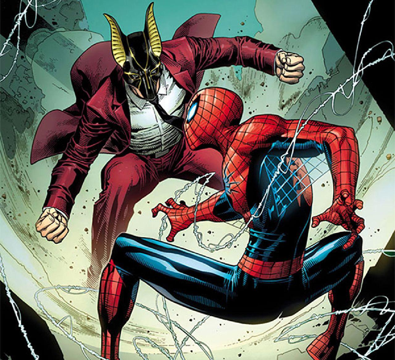 personajes de marvel scarlett spider