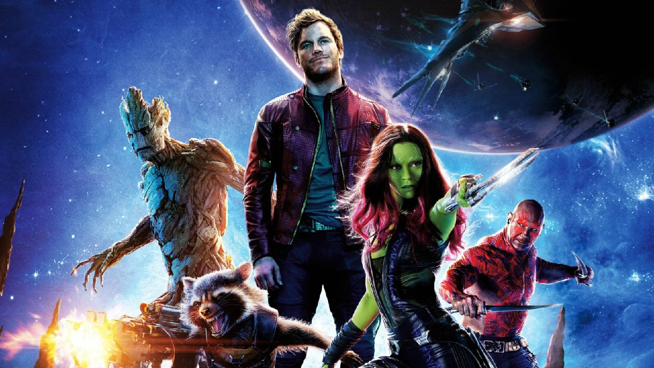 personajes de marvel guardianes de la galaxia