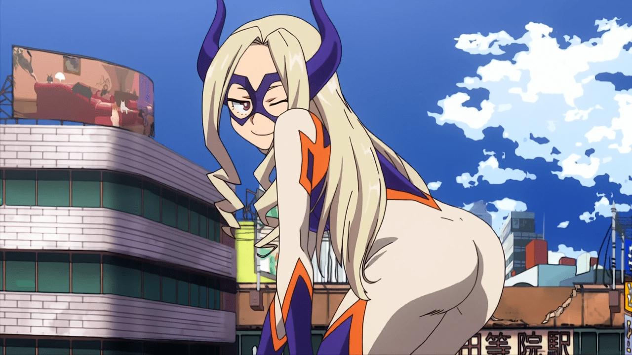 personajes de my hero academia yu takeyama