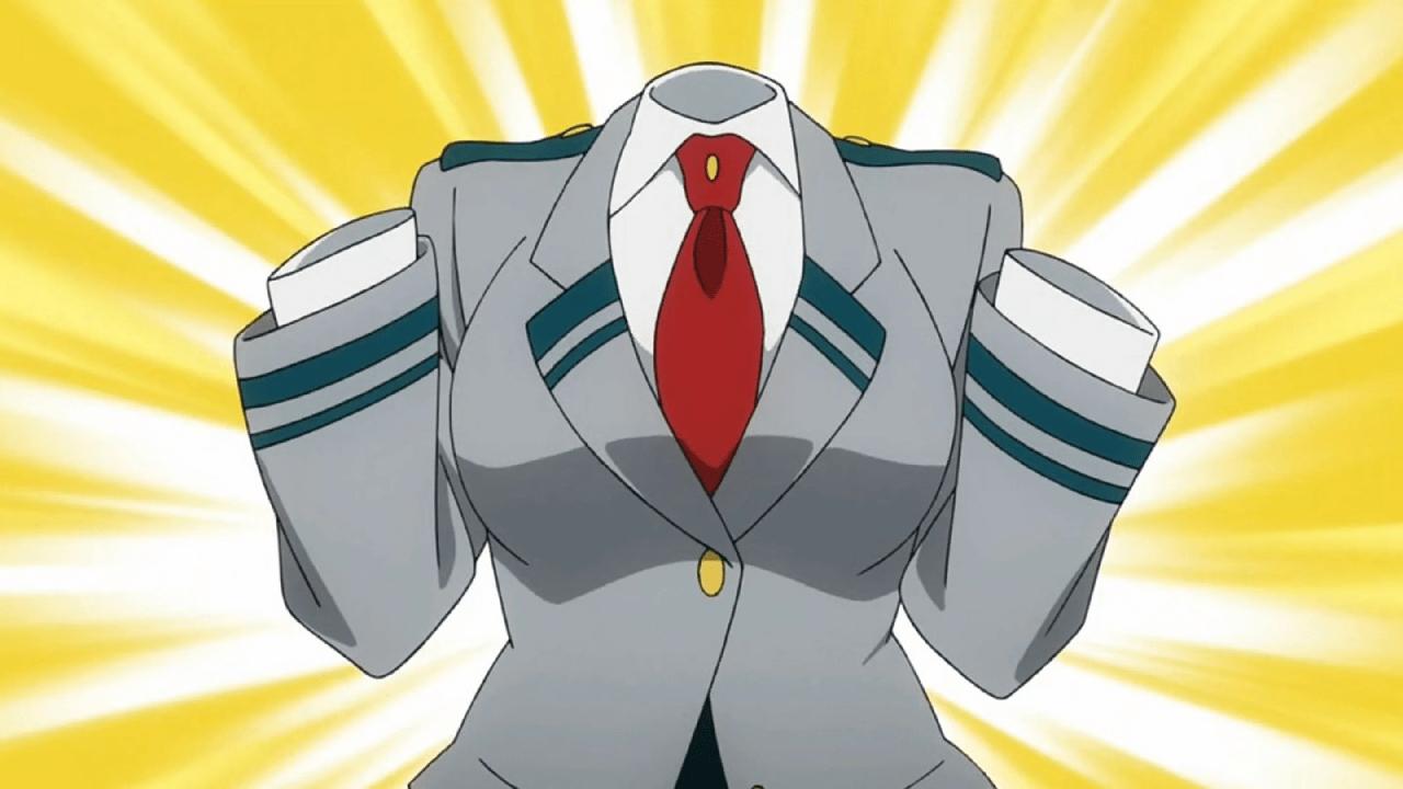 personajes de my hero academia toru