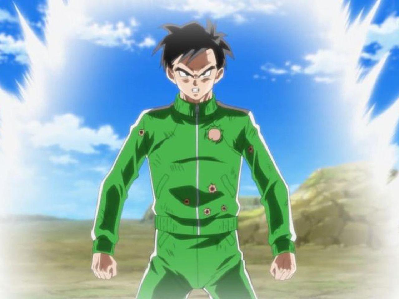 personajes de dragon ball gohan