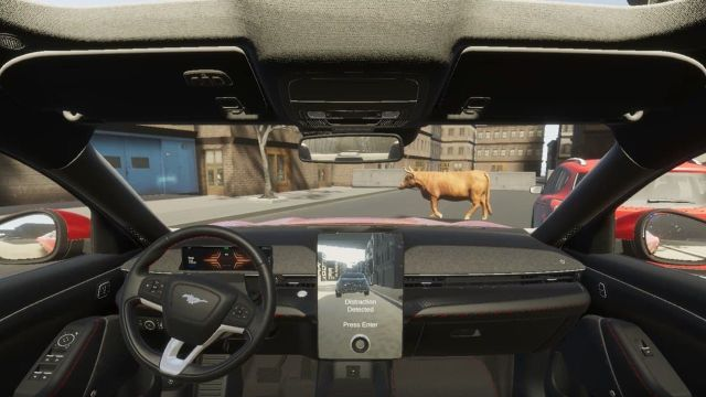 Ford videojuegos simuladores autos