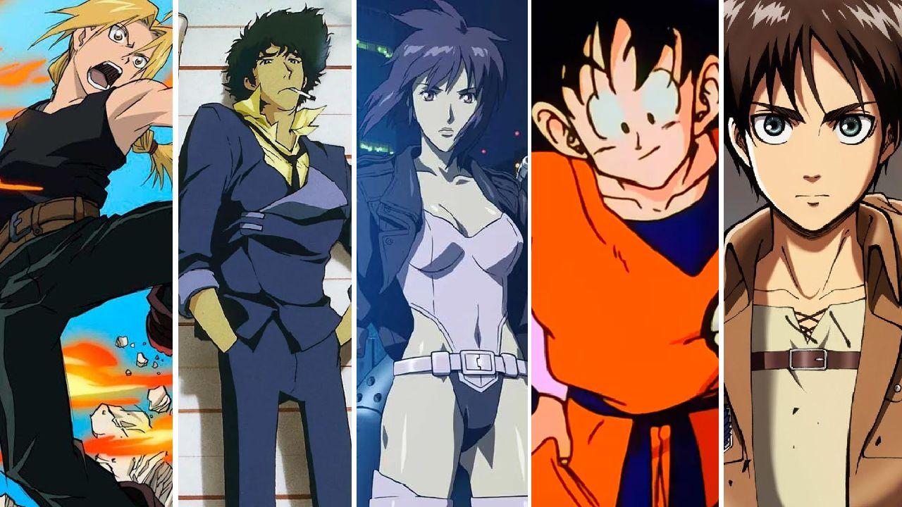 personajes de dragon ball japón