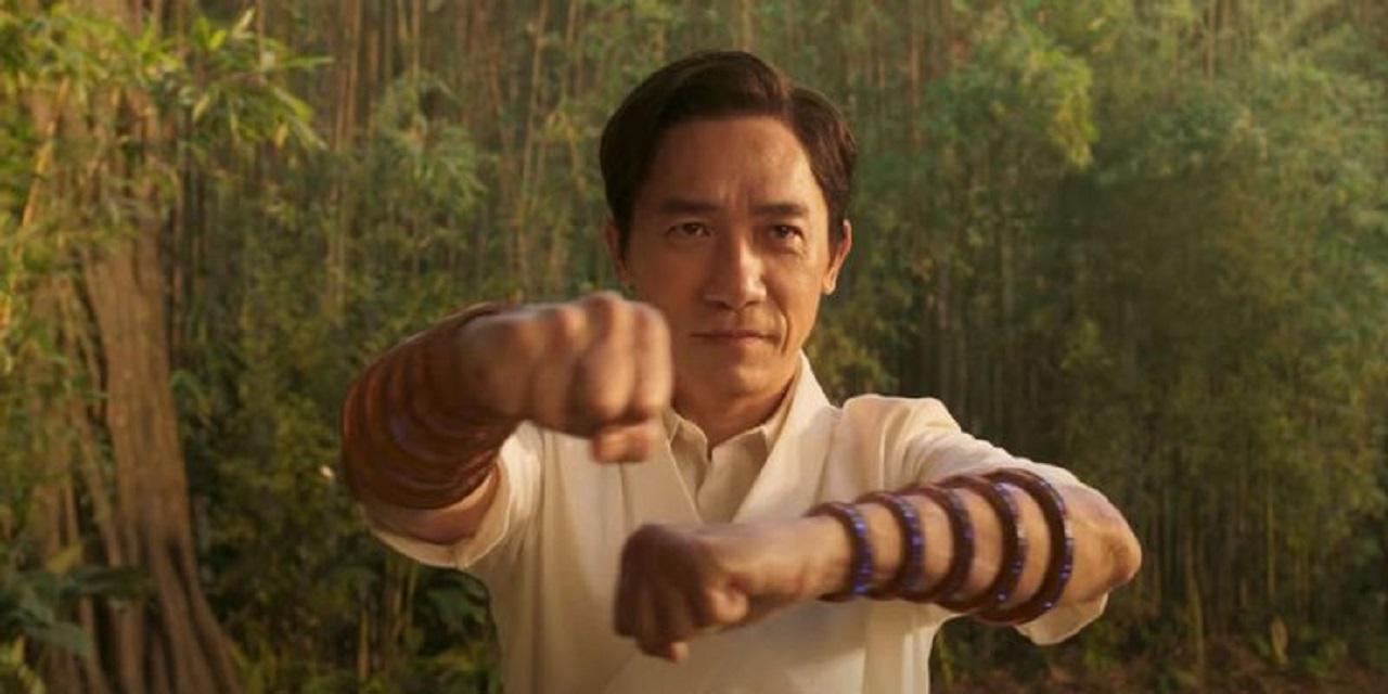 Wenwu El Mandarin Easter Egg Shang Chi Película